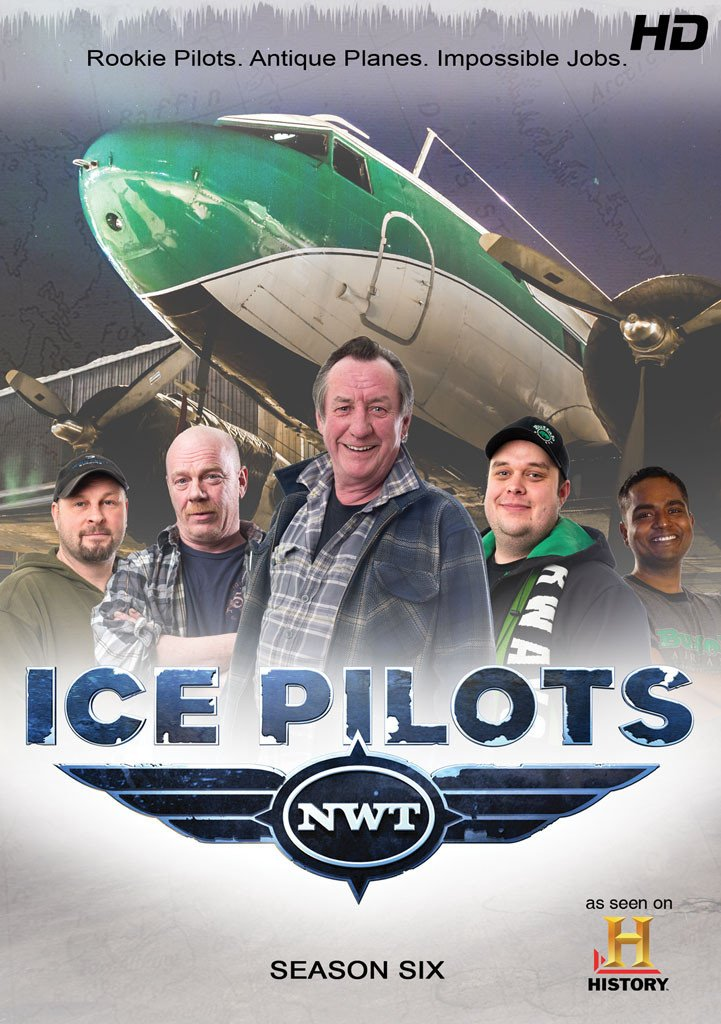 Plane tales the home of fly writer william e dubois for Ice pilots spiegel tv