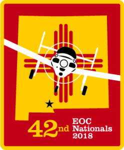 41st EOC Nationals logo
